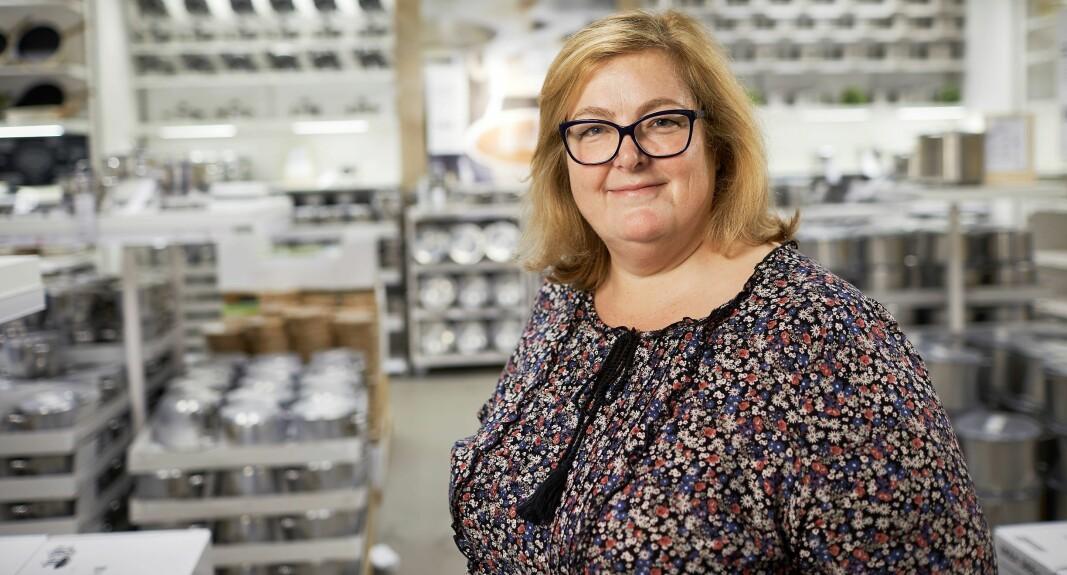Oppdraget utført i Norge- nå får Clare Rodgers ny sentral IKEA-stilling