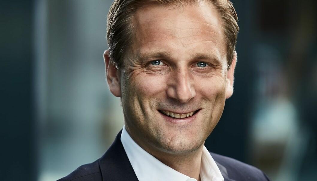 Petter Hellman, konsernsjef for Møller Mobility Group.