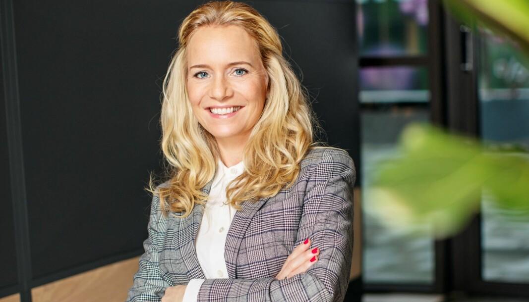 Mariette Kristenson.