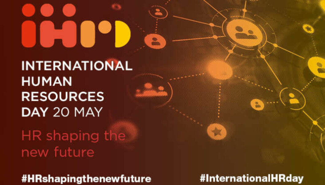 International HR day 20. mai - dagen vi feirer HR.