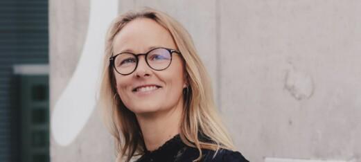 Elisabeth (43) blir toppsjef