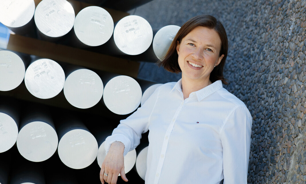 Vera Flatebø blir ny divisjonssjef i Moelven.