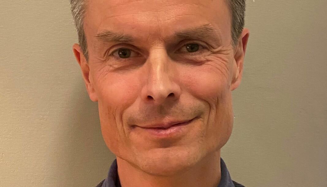 Harald Johannessen tiltrer i stillingen 1. september.