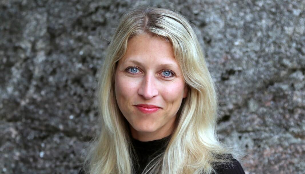 Psykolog Silje Endresen Reme.