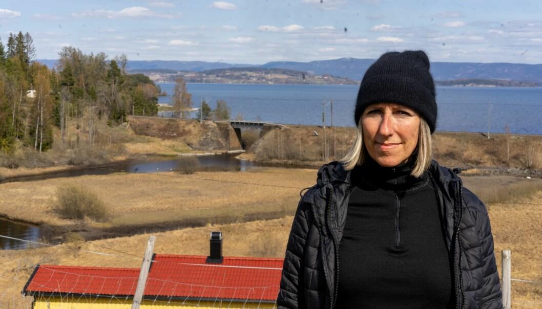 Skadeforebygger Therese Nielsen.