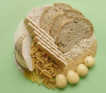 Vi trenger alle typer karbohydrater