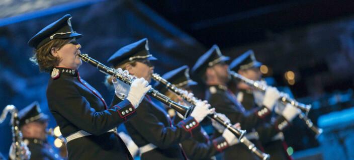 Forsvarets musikere sliter med helsen