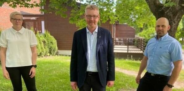 Her er den nye ledelsen i Norges Bondelag
