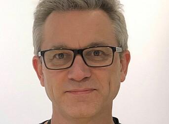 Seniorrådgiver i NorSIS, Eivind Reiner-Holm.